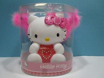 Bullyland Hello Kitty Spardose mit Straß OVP Blisterverpackung NEU