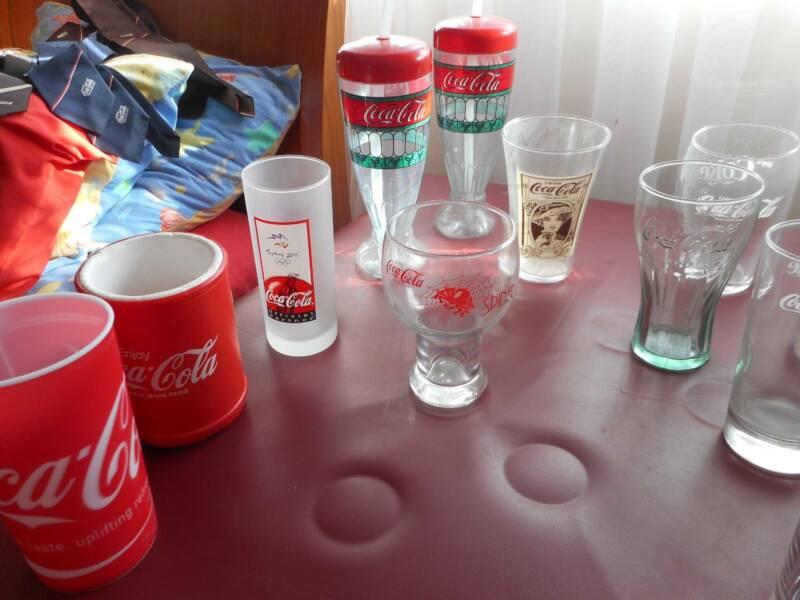 20 Different  COKE COLA  Australia Issue  collectable COASTERS