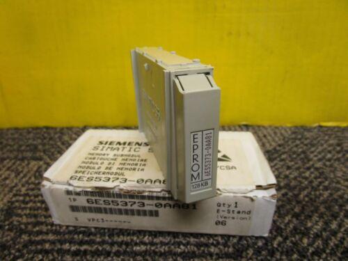 NEW SIEMENS MEMORY MODULE 6ES5373-0AA81 VER 06 6ES53730AA81