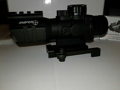 4x32 scope Sniper ACOG type Horseshoe reticle