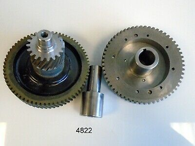 Hobart Meat Grinder 4822 Gears And Square Drive Set.  New