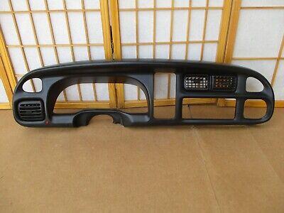 98-02 Dodge Ram Pickup OEM 4x4 Dash Speedometer Interior Gauge Cluster Bezel