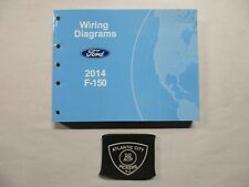 2014 FORD F-150 ELECTRICAL WIRING DIAGRAMS SERVICE MANUAL ...