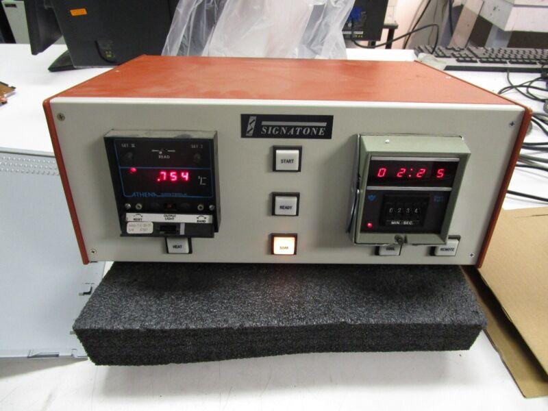 Signatone Model: S-1041/5D3L Wafer Probe Test Station <