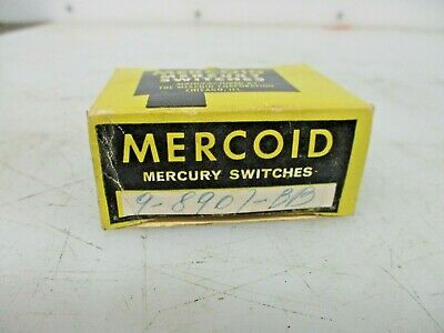 New Mercoid Mercury Switches 9-8901-bb