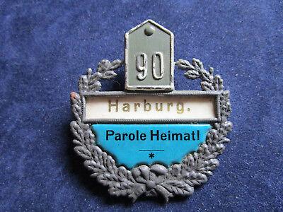 Harburg Erinnerungsabzeichen I.R.90