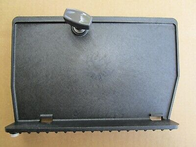 Bizerba Slicer Parts Remnant Holder Assy Oem 603704111700 Black