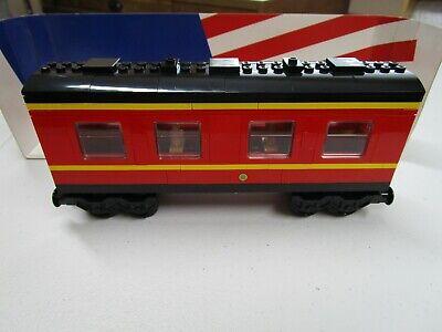 "Lego Harry Potter HOGWARTS EXPRESS TRAIN ""PASSENGER CAR ONLY"" FROM SET 4841"
