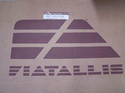 New Genuine Fiatallis Fiat Allis 74037120 Allis Chalmers - Ce Kit Gskt Maj