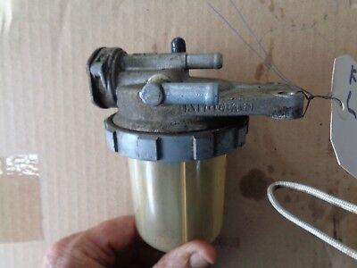 Kubota L3010. 4x4 Fuel Filter Housing