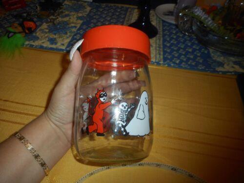 Halloween Jar Carlton Glass Il USA