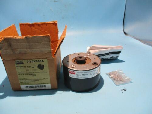 NEW DAYTON 5X400A MAGNETEC DISC BRAKE 115V