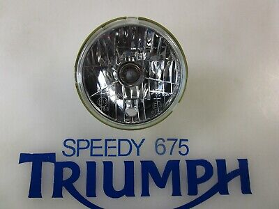 TRIUMPH STREET TRIPLE  R HEADLIGHT LH DIP T2702720 T2702740 FITS UP T
