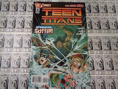 Teen Titans (2011) DC - #2, Tim Drake, Lobdell/Booth, NM/- (New 52)