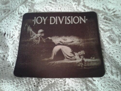 Vintage Etxremely Rare Joy Division Closer Mousepad