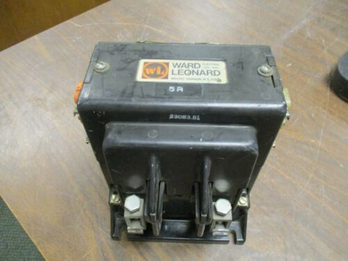 Ward Leonard Size 3 Contactor 7403 100A 250VDC Used