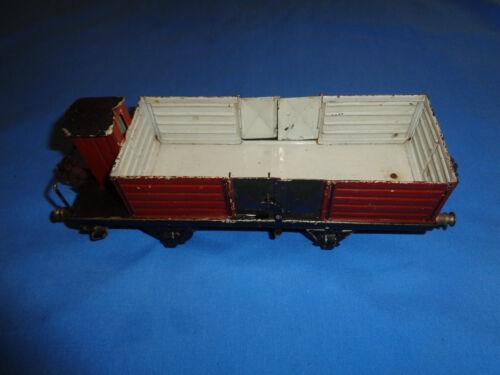 Marklin 1 Gauge Work Car Gondola Freight Car Wagon.
