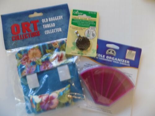 Hand Embroidery Notions Lot NIP