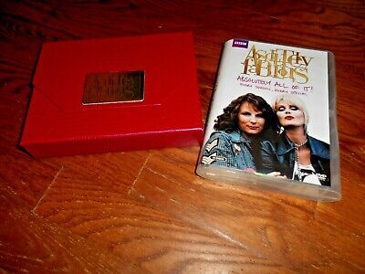 Absolutely Fabulous - Complete Series Season's 1-5] 10 Disc Boxset ] I Ship Fast