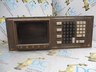 Autocon Dynapath Delta 20-mu 115 V 1 Ph 500 Va Cnc System Interface Panel