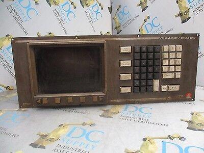 Autocon Dynapath Delta 20-mu 115 V 1 Ph 500 Va Cnc System Interface Panel