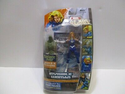 MARVEL LEGENDS FANTASTIC 4   RONAN THE ACCUSER BAF    INVISIBLE WOMAN