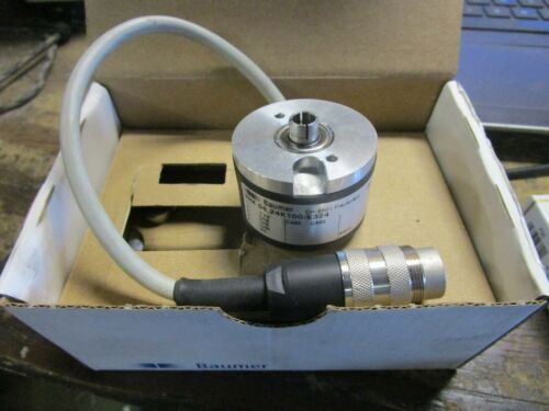NEW BAUMER ENCODER BHK-06.24K100/K324