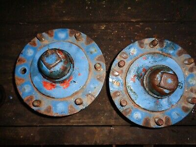 Ford Tractor 601-641-801-841-861 Front Wheel Hubs Nca 2