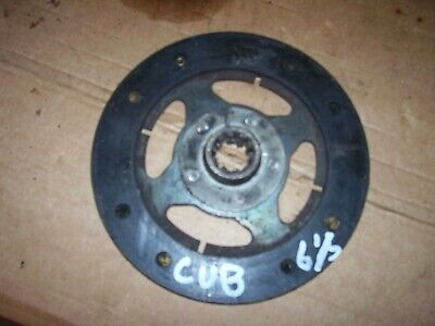 Original Ih Farmall Cub Tractor - Clutch Disc - 1948