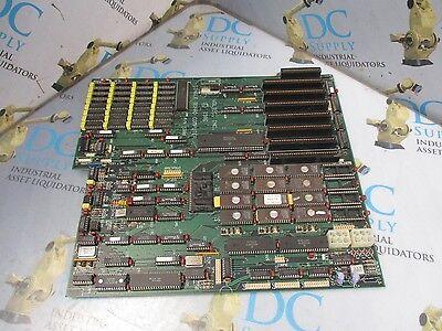 Voltec 32000 Rev B Single Board Computer Control Circuit Board