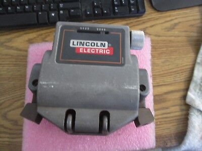 Lincoln Electric Power Feed Code 10782. Power Feed Feeder Head