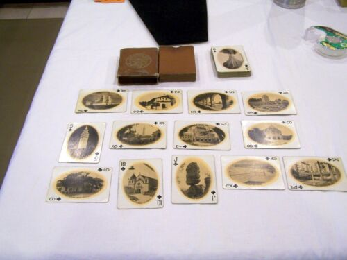 Southern Pacific Railroad Daylight line card deck complete southwest pictures