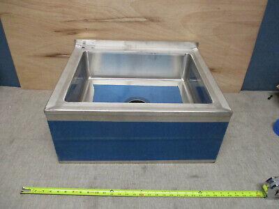Elkay Foodservice Flr-1x 20 X 16 X 6 Floor Mop Sink Bowl Stainless