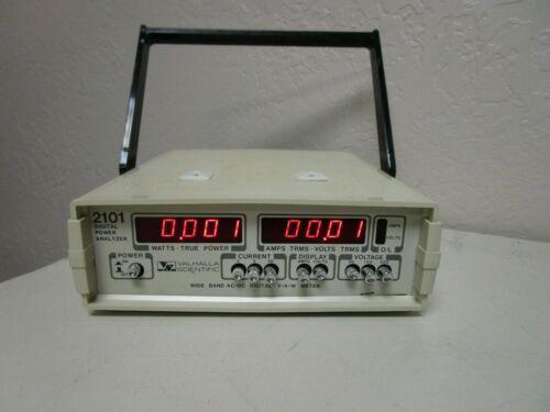 Valhalla 2101 Digital Wideband Power Analyzer