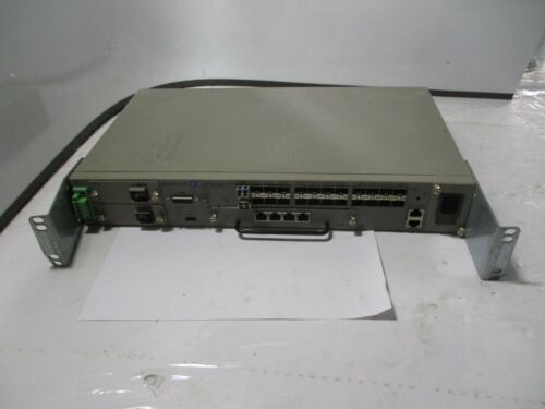Alcatel-lucent 7210 Sas-m Service Access Switch 24-sfp With X2 Power Supply 3he0