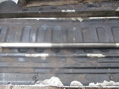 1963 Case 930 Diesel Farm Tractor Transmission Shaft 46 14 Free Shipping