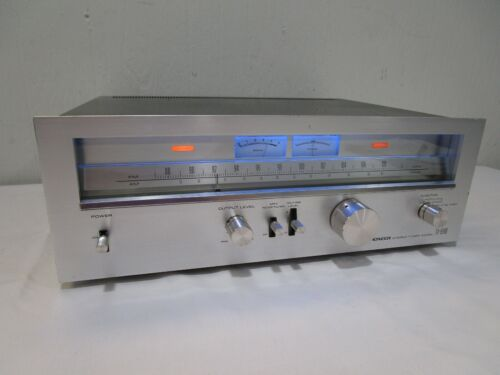 Pioneer TX-9500 Stereo Tuner w/ LED Upgraded Dial Lamps - Serviced ------> Cool!