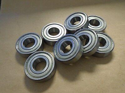 Qty 8 6203-zz Ball Bearings