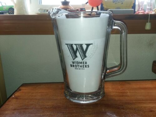 Widmer Brothers Hefe 64oz Pitcher