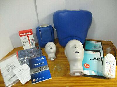 Cpr Prompt Cpr Training Emt Adultinfant Manikins Mannequins Simulator Dummybag