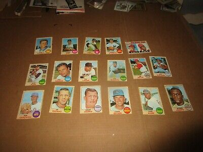 Miguel Cabrera Detroit Tigers Assorted Baseball Cards 5 Card Lot