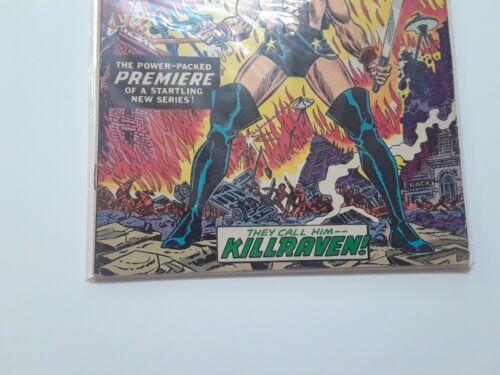 Amazing Adventures 18 1ST Killraven! Marvel!