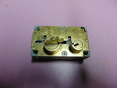 1 New Diebold Safe Deposit Box Locks  Locksmith