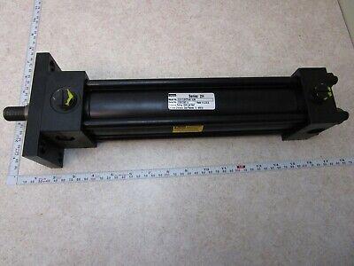 Parker Series 2h 02.00 Cdj2hlt14ac 9.250 2000psi Hydraulic Cylinder E0029