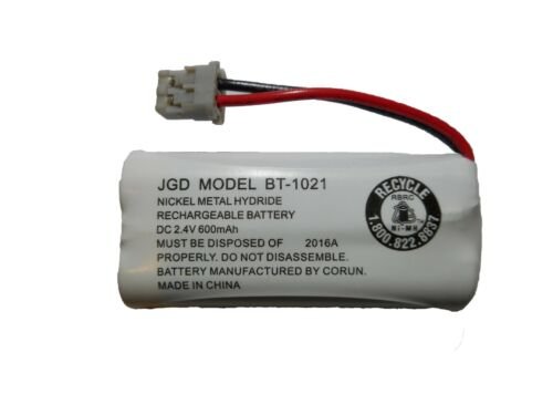 Uniden BT-1021 BT1021 BT1025 High Capacity Replacement Cordless Phone Battery