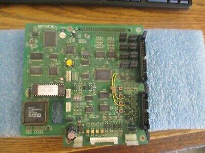 Miyachi Unitek Model Me-1781b Lw300 Compact Yag Board
