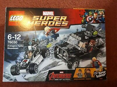 Lego 76030 Marvel Super Heroes Avengers Hydra Showdown
