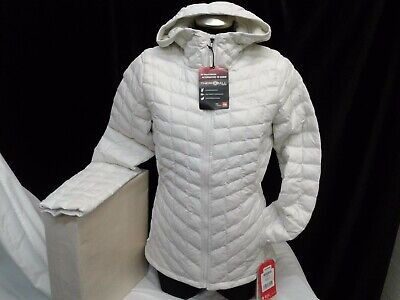 THE NORTH FACE LADIES VAPOROUS GREY(OFF WHITE) FULL ZIP HOODIE NWT FALL 2017