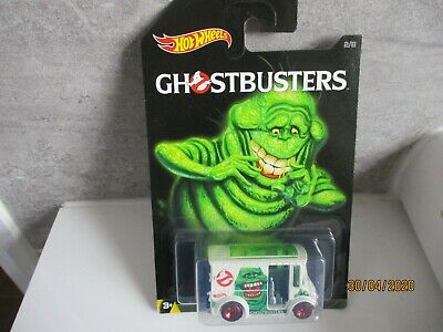 HOTWHEELS 2016  GHOSTBUSTERS BREAD BOX