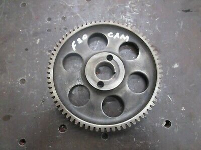 Ih Farmall F20 Original Camshaft Drive Gear Nice 10371d Antique Tractor